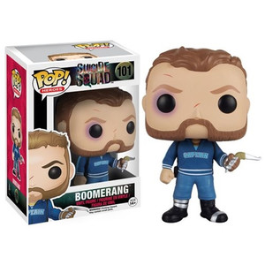 Pop! Figurines - Suicide Squad's Captain Boomerang #101