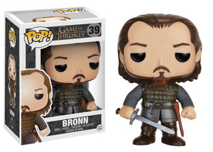 Pop! Figurines - GoT's Bronn #39