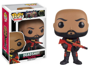 Pop! Figurines - Suicide Squad's Deadshot #98