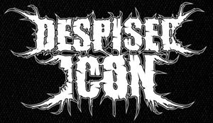 "Despised Icon Logo 7x4"" Printed Patch"