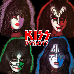 "Kiss - Dynasty 4x4"" Color Patch"
