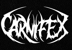 "Carnifex Logo 5x4"" Printed Patch"