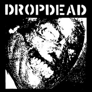 "Dropdead 5x5"" Printed Sticker"