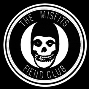 "Misfits - Fiend Club 5x5"" Printed Sticker"
