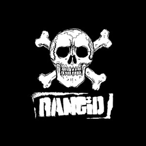 "Rancid Logo 5x5"" Printed Sticker"