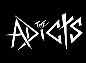 """The Adicts 5.5x4"""" Printed Sticker"""