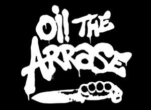 "Oi! The Arrase 5.5x4"" Printed Sticker"