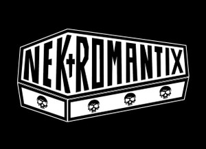 "Nekromantix 5.5x4"" Printed Sticker"