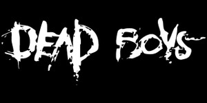 "Dead Boys 5.5x2.75"" Printed Sticker"