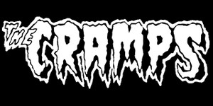 """The Cramps 5.5x2.75"""" Printed Sticker"""