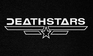 "Deathstars Logo 5x3"" Printed Patch"