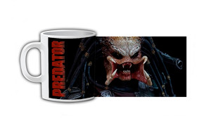 Predator Alien Coffee Mug