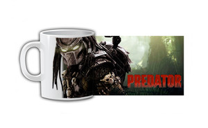 Predator Tactical Alien Coffee Mug