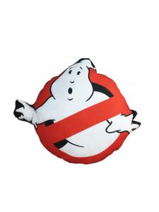 Ghostbusters Logo Throw Pillow