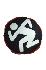 D.R.I. Dancing Guy Throw Pillow