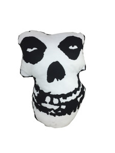 Misfits' Ghoul Throw Pillow