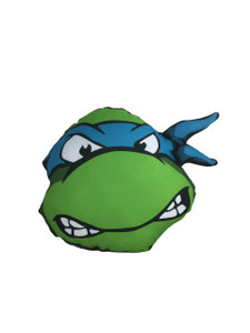 TMNT's Leonardo Throw Pillow
