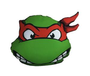 TMNT's Raphael Throw Pillow