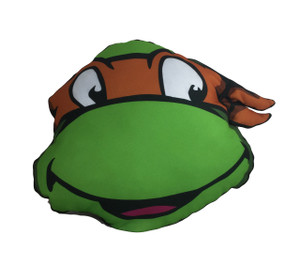 TMNT's Michaelangelo Throw Pillow