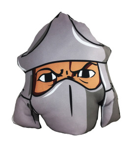 TMNT's Shredder Throw Pillow