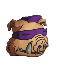 TMNT's Bebop Throw Pillow