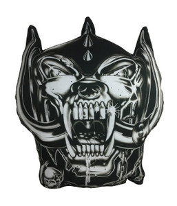 Motorhead's Warhog Throw Pillow