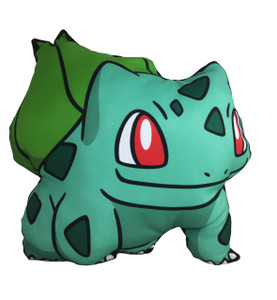 Pokemon's Bulbasaur Throw Pillow