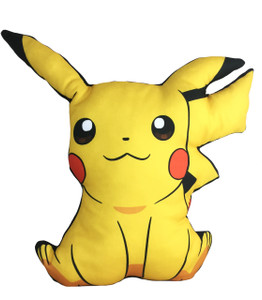 Pokemon's Pikachu Throw Pillow