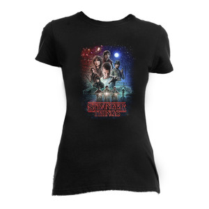 Stranger Things Blouse T-Shirt