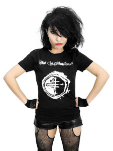 The Cruxshadows Logo Blouse T-Shirt