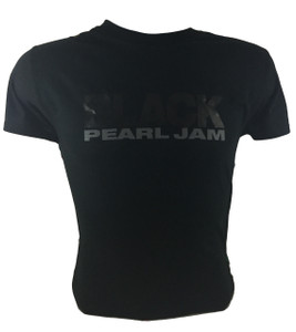 Pearl Jam - Black T-Shirt