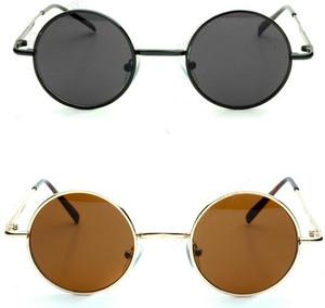 Classic Round Unisex Sunglasses
