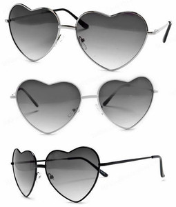 Hearth Shaped Sunglasses