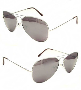 Classic Polarised Aviator Sunglasses