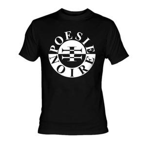 Poesie Noire  Logo T-Shirt