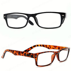 Small Wayfarer Eye Glasses