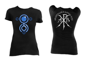 Apoptygma Loves You Girls T-Shirt **LAST IN STOCK - HURRY!!**