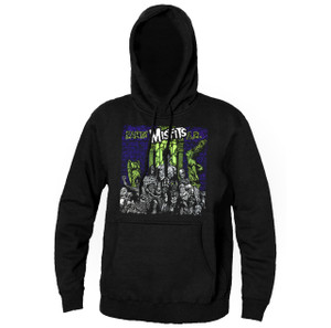 Misfits Earth A.D. Hooded Sweatshirt