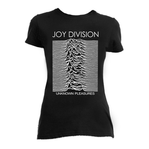 Joy Division Unknown Pleasures Blouse T-Shirt