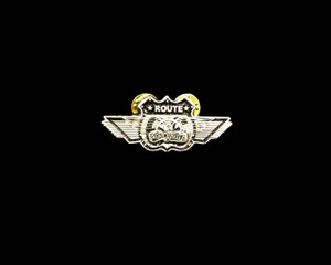 "Aerosmith - Logo 1"" Metal Badge Pin"