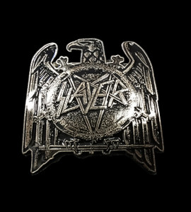 Slayer - Eagle Metal belt buckle