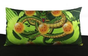 Dragon Ball Z Throw Pillow