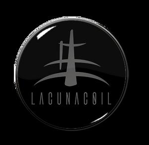 """Lacuna Coil 1"""" Pin"""