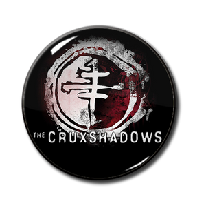 "The Cruxshadows 1"" Pin"