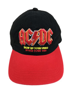 AC/DC Blow Up Your Video Trucker Hat
