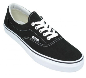 Vans - Era Black and White Sneakers