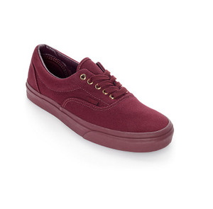 Vans - Era Gold Mono Burgundy