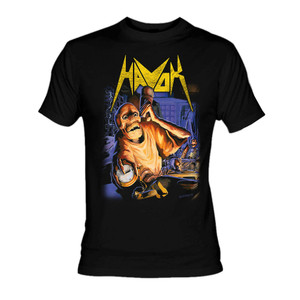 Havok Time is Up T-Shirt