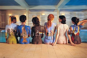 "Pink Floyd Back Catalog 24x36"" Poster"