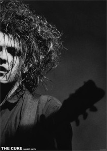 """The Cure - Robert Smith 24x36"""" Poster"""